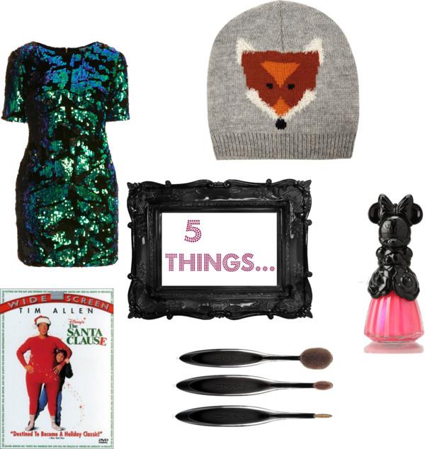 5 Things... {Week 5}