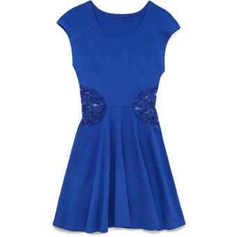 Forever 21 Ladylike Skater Dress with Lace Inserts $19.80 http://www.forever21.com/product/product.aspx?br=F21&category=dress&productid=2000091036&variantid=&siteID=Hy3bqNL2jtQ-9OXnWsWjMO8PHS51p_D.AQ&ls_affid=Hy3bqNL2jtQ&utm_campaign=Hy3bqNL2jtQ&utm_source=affiliatetraction&utm_medium=ls