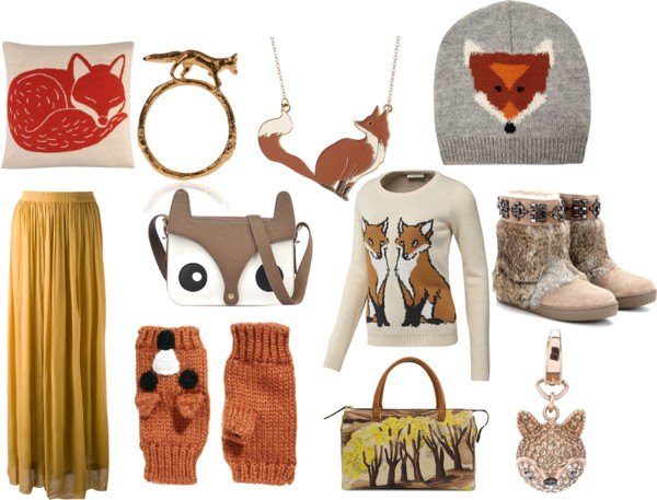 Hey Foxy Lady! A Gift Guide