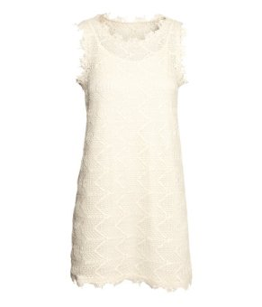 Short lace dress £34.99 http://www.hm.com/gb/product/15461?article=15461-A