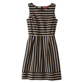 Merona Ponte Stripe Dress from Target {In Assorted Colors} $28