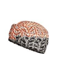 ANNA SUI Silk Printed Turban http://goo.gl/frHt3U