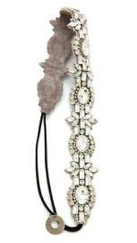 Deepa Gurnani Opulent Crystal Headband http://bit.ly/1irdpfm