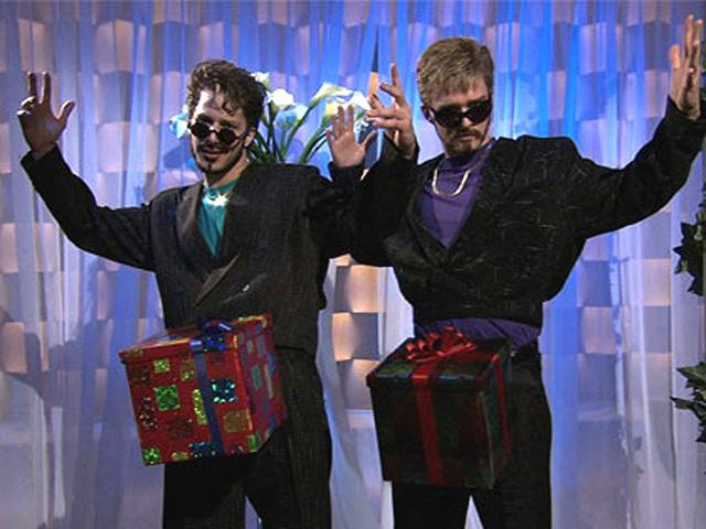 Dick in a Box SAL Saturday Night Live Justin Timberlake Andy Samberg