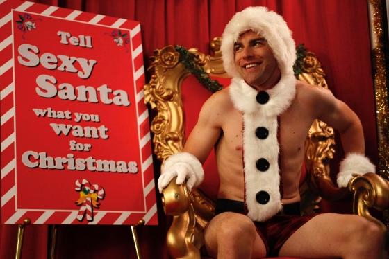 New Girl The 23rd Sexy Santa