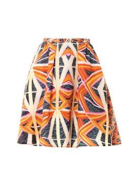 PETER PILOTTO Carla printed skirt http://goo.gl/rwsahl