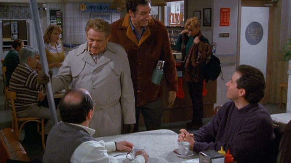 Seinfeld The Strike Festivus
