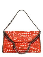STELLA MCCARTNEY 3CHAIN FALABELLA PRINTED COTTON BAG http://goo.gl/v3mulP