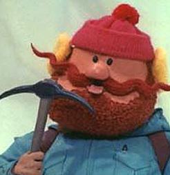 Yukon Cornelius - Rudolph, The Red-Nosed Reindeer