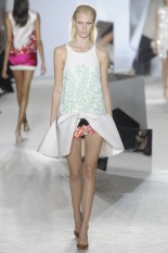 GIAMBATTISTA VALLI Haute Couture S:S 2014 Paris 17