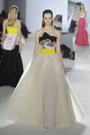 GIAMBATTISTA VALLI Haute Couture S:S 2014 Paris 25