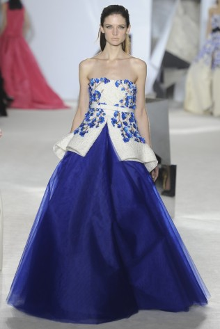 GIAMBATTISTA VALLI Haute Couture S:S 2014 Paris 32
