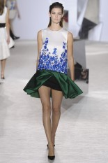 GIAMBATTISTA VALLI Haute Couture S:S 2014 Paris 4