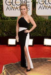 Hayden Panettiere in Tom Ford