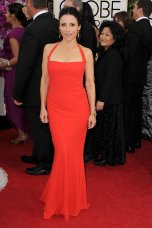 Julia Louis Dreyfus in Narciso Rodriguez