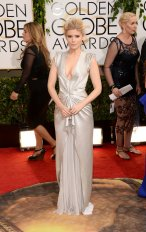 Kate Mara in J.Mendel