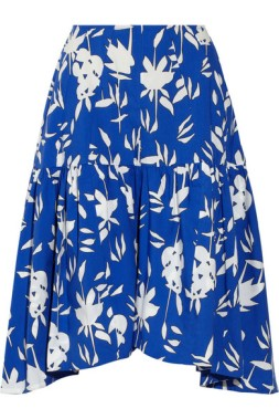 MARNI Printed cotton midi skirt tiny.cc/ek9p9w