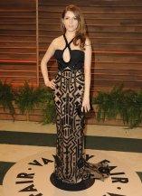 Anna Kendrick in Versace {Vanity Fair Oscar Party}