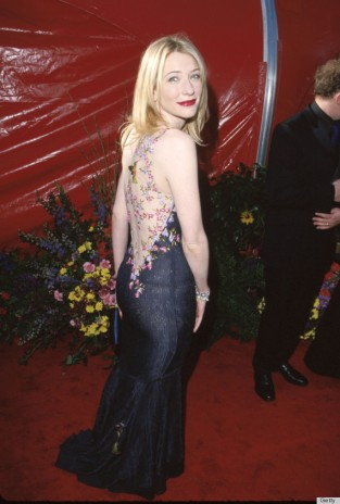 Cate Blanchett in John Galliano, 1999