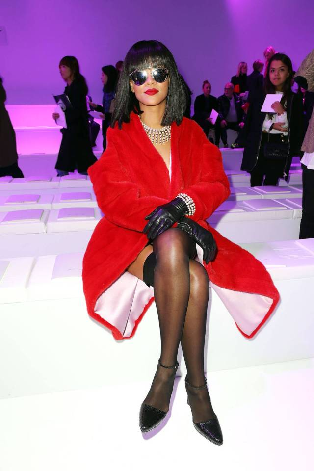 Christian Dior | Rihanna in Dior