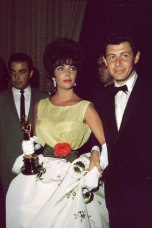 Elizabeth Taylor in Christian Dior,1961