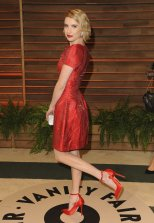 Emma Roberts in Fendi {Vanity Fair Oscar Party}