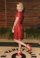 Emma Roberts in Fendi {Vanity Fair Oscar Party}