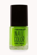 Forever 21 Green Machine Nail Polish
