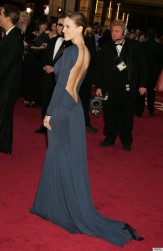 Hilary Swank in Guy Laroche, 2005