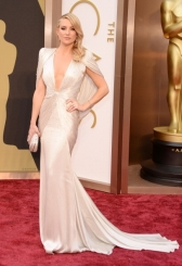 Kate Hudson Wearing Atelier Versace