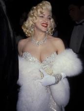 Madonna in Bob Mackie, 1991