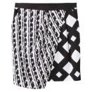 Peter Pilotto® for Target® Skirt -Black:White Print
