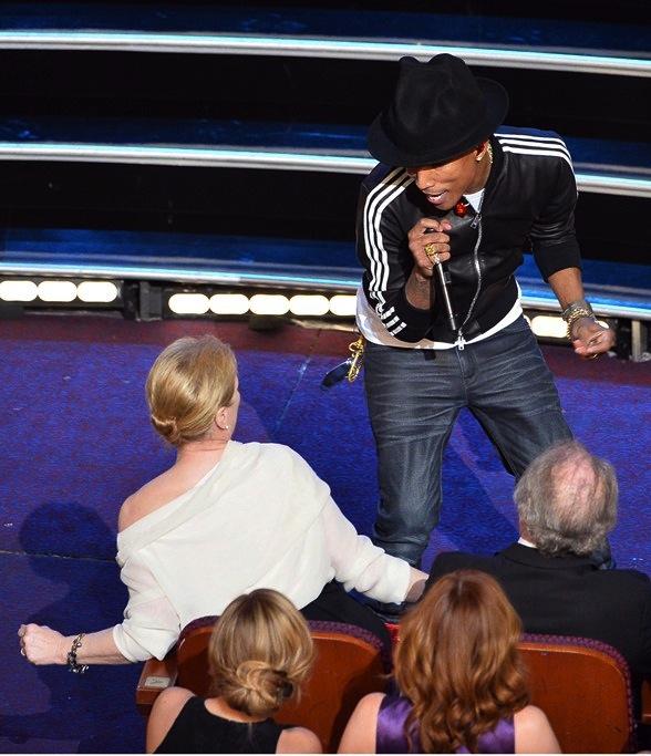 Pharrel & Meryl