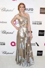 Rumor Willis in Felja {22nd Annual Elton John AIDS Foundation's Oscar Viewing Party}