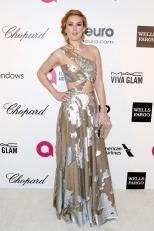 Rumor Willis in Felja {22nd Annual Elton John AIDS Foundation's Oscar Viewing Party}