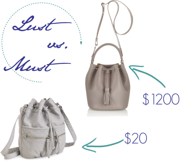 Lust vs Must April 15, 2014