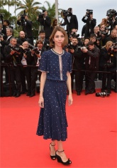 Sofia Coppola in Michael Kors