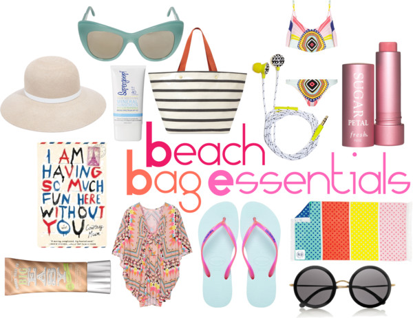 Beach Bag Essentials | LATEST WRINKLE