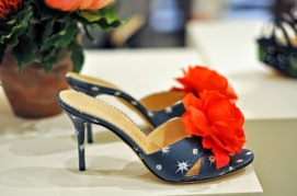 Charlotte Olympia Roses Heels