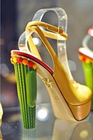 Charlotte Olympia Cactus Heel
