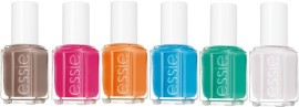 essie 'Summer 2014' Nail Polish Collection in 6 shades {'Fierce, No Fear' 'Haute in the Heat' 'Roarrrrrange' 'Ruffles and Feathers' 'Strut Your Stuff' 'Urban Jungle'} from nordstrom.com