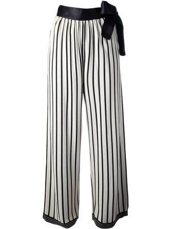 8. PALAZZO PANTS | JEAN PAUL GAULTIER VAULT Palazzo trouser, from farfetch.com