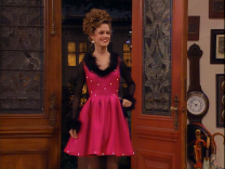 Kimmy's Prom Dress