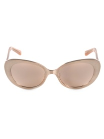 15. CAT EYE SUNNIES | LINDA FARROW 'Linda Farrow 282' sunglasses, from farfetch.com