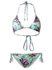 MARY KATRANTZOU 'Syros' bikini