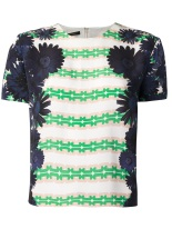 10. BOXY TEE | MOTHER OF PEARL floral boxy T-shirt, farfetch.com