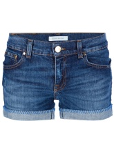 19. DENIM SHORTS | PIERRE BALMAIN denim shorts, from farfetch.com