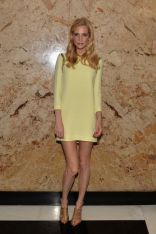Poppy Delevingne in Gucci