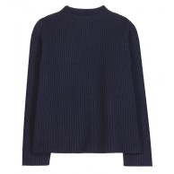 THE ROW Ismenia cashmere and wool-blend sweater