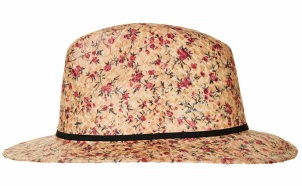 SUN HAT | TOPSHOP FLORAL PRINTED FEDORA, $37 from topshop.com